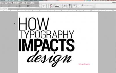 typographical design